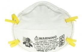 劳保知识:防尘口罩的注意事项
