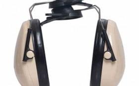 不同类型的防噪音耳罩如何正确佩戴