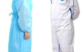 防护服与隔离衣的区别