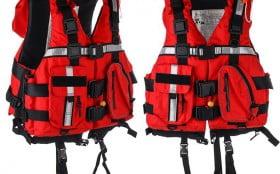 水域应急救援专用救生衣的优点和特点