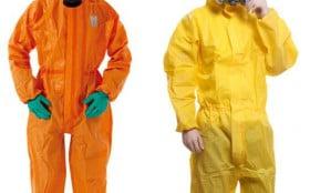 劳保服知识:轻型防化服和重型防化服的区别