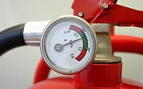 灭火器压力表颜色含义以及使用注意事项