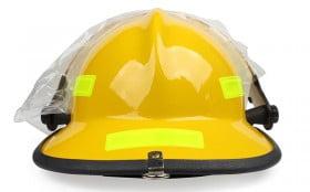 消防头盔的组成部分及其作用
