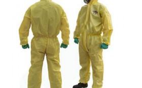 身体防护知识:防化服的等级划分