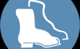 常见安全鞋的分类以及适用范围