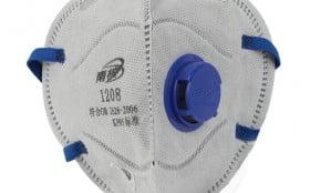 呼吸防护之:使用防尘口罩常见的误区