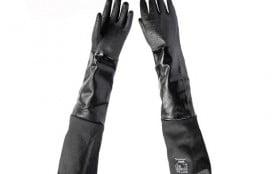 19-026防水防化耐高温手套