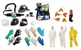 应急救援知识:常见作业环境下使用的个体防护用品