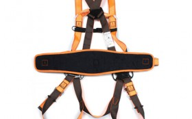 穿戴半身式安全带应该要注意什么