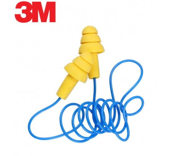 3M 防噪音耳塞 340-4004--广州劳保产品供应商