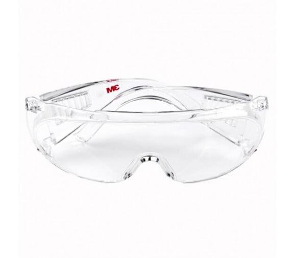 3M  防飞溅PC防护眼镜 1611HC-广州阳越安防设备有限公司