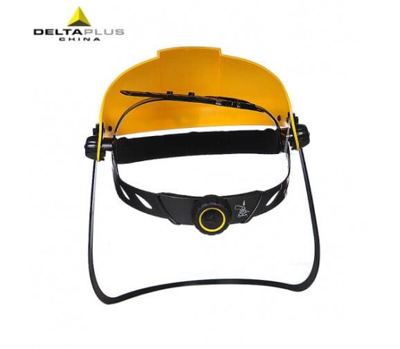 代尔塔(DELTA)头箍式防冲击面罩 101304
