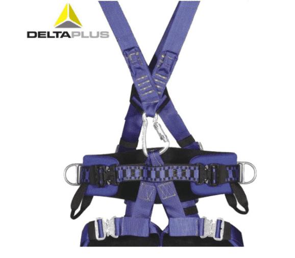 代尔塔(DELTA)501081全身式高空防坠落安全带