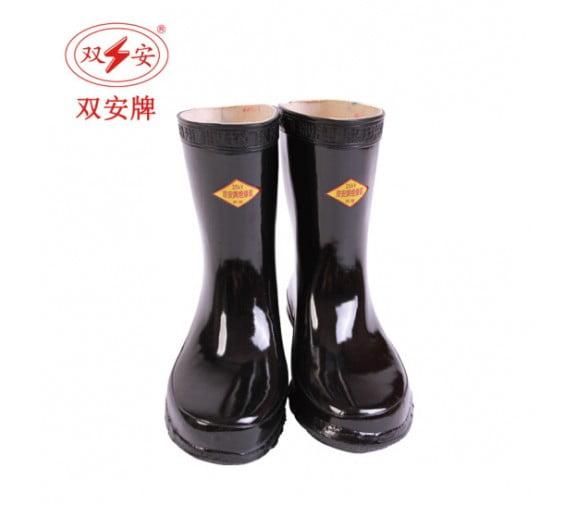 双安 25KV绝缘靴--广州劳保靴供应商