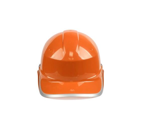 代尔塔(DELTA) ABS荧光条安全帽 102018-广州阳越劳保用品