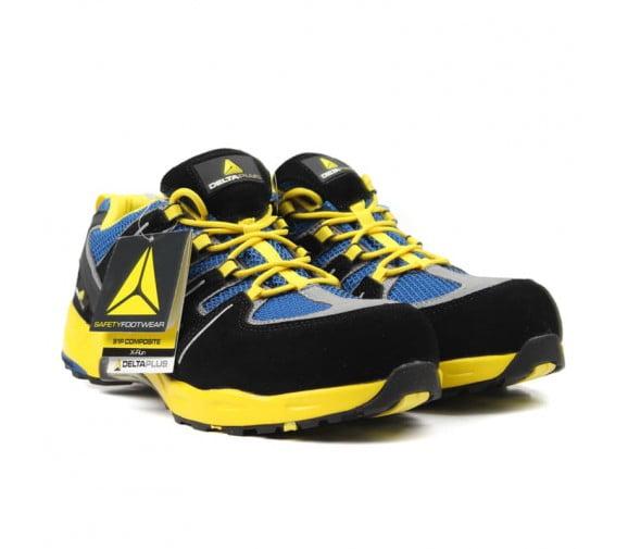 代尔塔 301332 XR302S1P网眼安全鞋