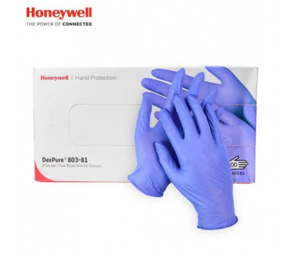 霍尼韦尔(Honeywell) 4580381 一次性家用丁腈手套