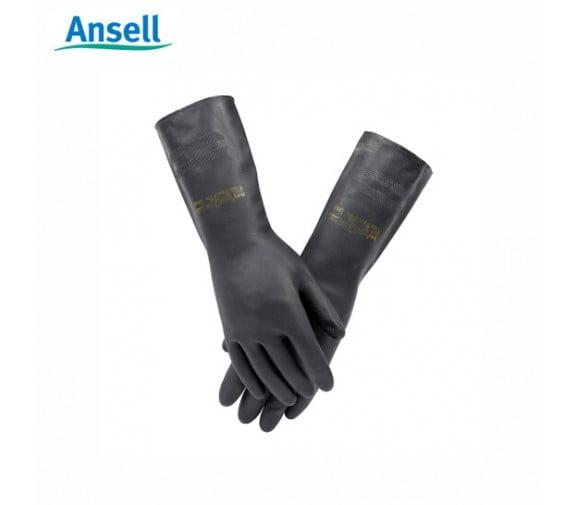 安思尔Ansell 29-500氯丁橡胶耐油手套
