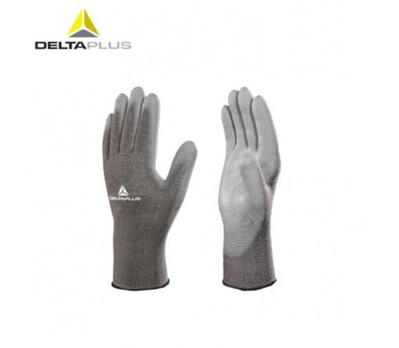 代尔塔 201705 PU涂层精细操作手套