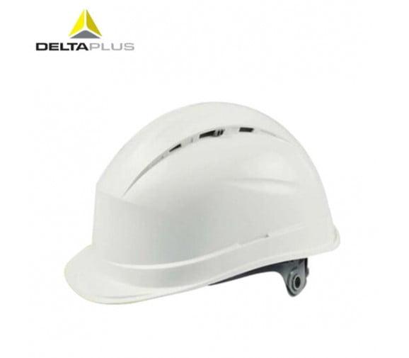 代尔塔(DELTA)工地建筑PP安全帽 102012-广州阳越劳保用品