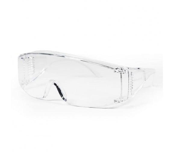 霍尼韦尔 100002 VisiOTG-A 透明防雾镜片 访客眼镜
