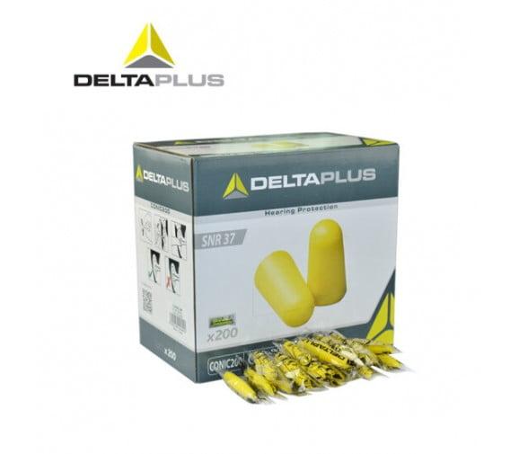 代尔塔DELTA 103105隔音PU耳塞--阳越安防个人劳保用品
