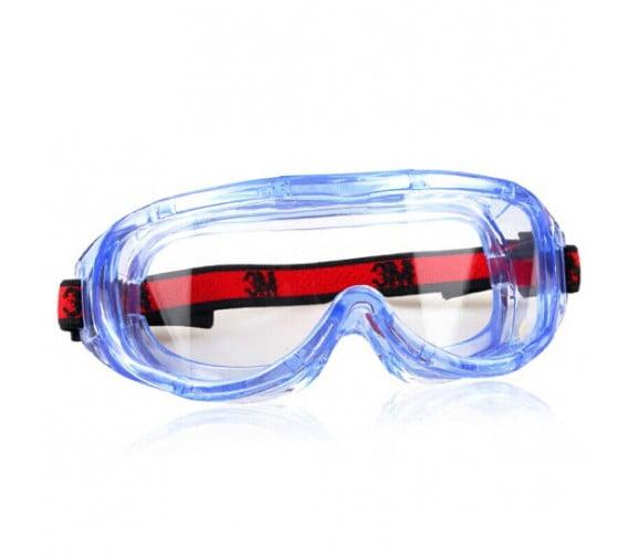 3M 化验室PC防护眼罩 1623AF-广州阳越劳保用品