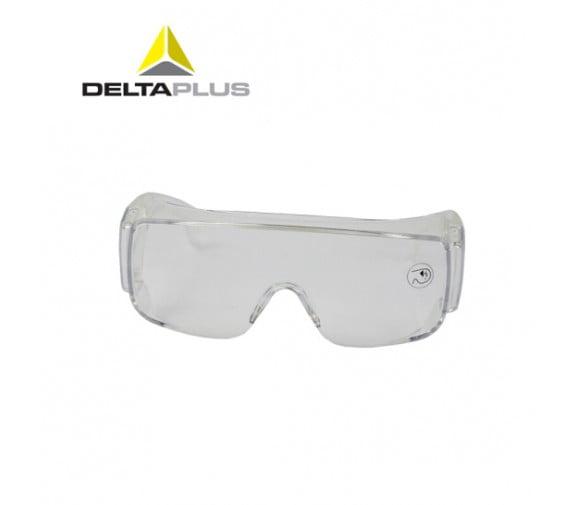 代尔塔(DELTA)PC透明防护眼镜 101131-广州阳越安防劳保用品