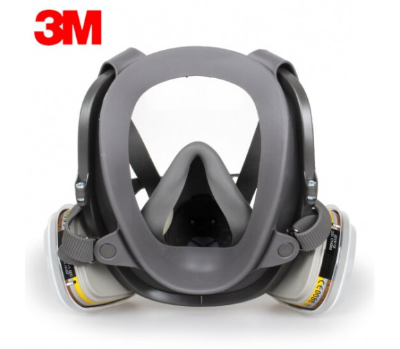 3M 6800防酸气体防毒全面罩--广州面罩批发商