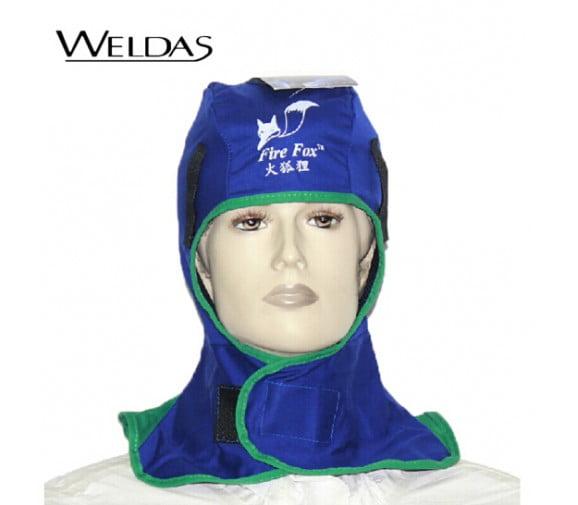 威特仕(weldas) 电焊烧焊阻燃安全帽 23-6680-阳越安防