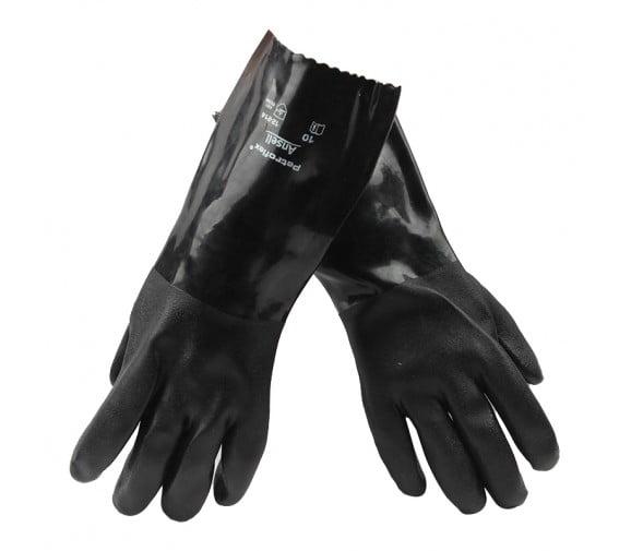 安思尔Ansell 12-214防化耐酸碱耐油手套