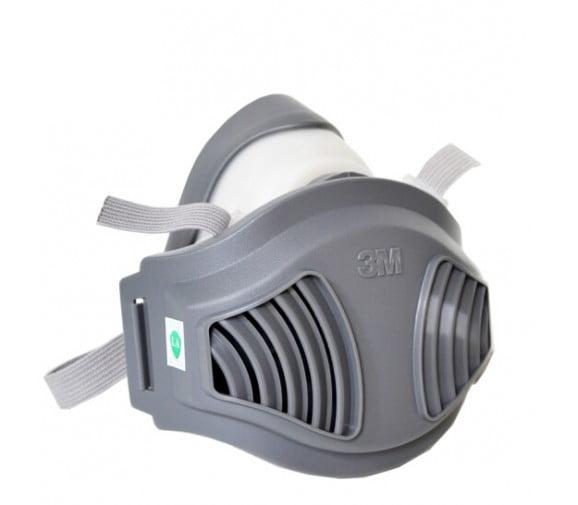 3M 1211 KN90 颗粒物呼吸防护套装