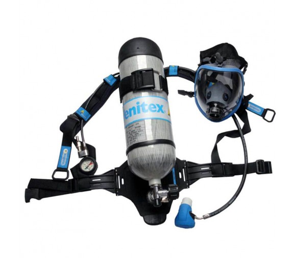 代尔塔(DELTA)正压式空气呼吸器 106005