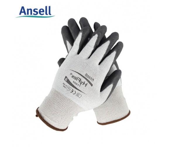 安思尔11-624轻量型 尼龙防割机械手套