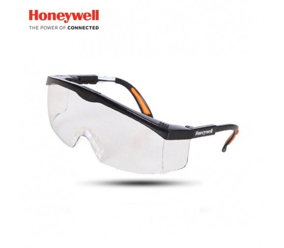 霍尼韦尔(HONEYWELL)防液体飞溅防护眼镜 100110-阳越劳保用品