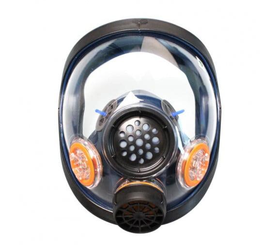 思创ST-S100-1 硅胶球面防毒面具
