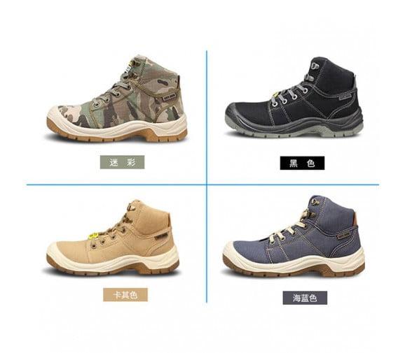 鞍琸宜/SAFETY JOGGERS Desert S1P 中帮安全鞋