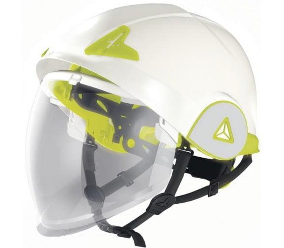 代尔塔 102005 ONYX绝缘防电弧双壳安全帽