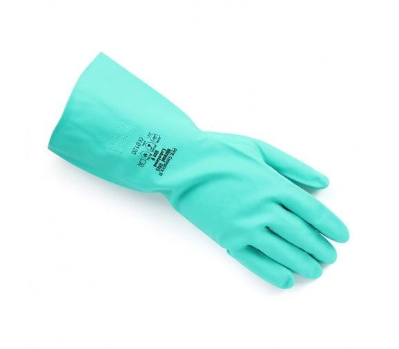 雷克兰LAKELAND EN15高性能耐油耐酸碱手套