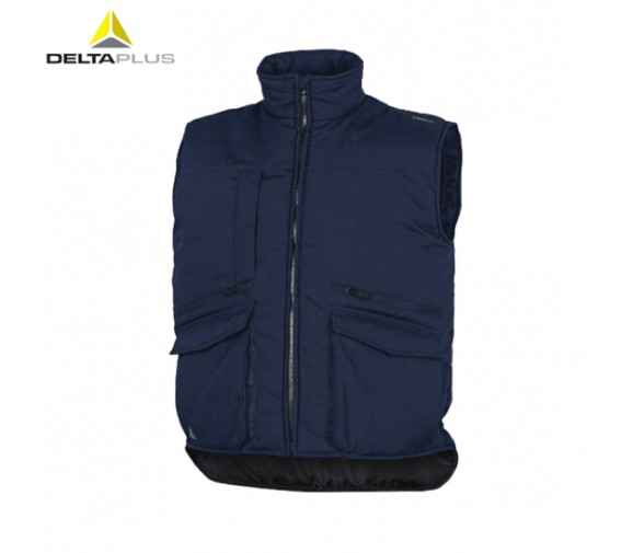 代尔塔(DELTA)405104防寒马甲工作服--广州劳保服供应商