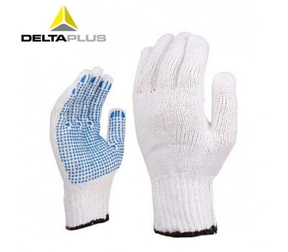 代尔塔DELTA 208006PVC点塑针织手套