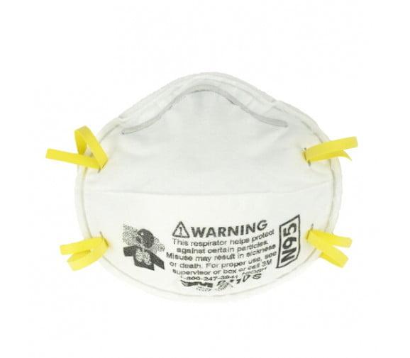 3M 8110S N95防尘防护口罩