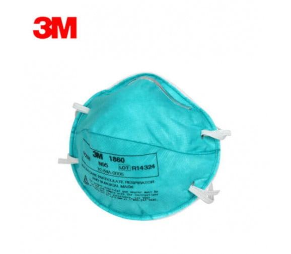 3M 1860头戴式医用口罩--广州口罩批发商