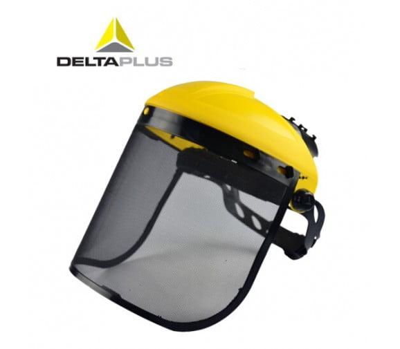 代尔塔(DELTA)网格防飞溅面罩 101306-广州阳越安防