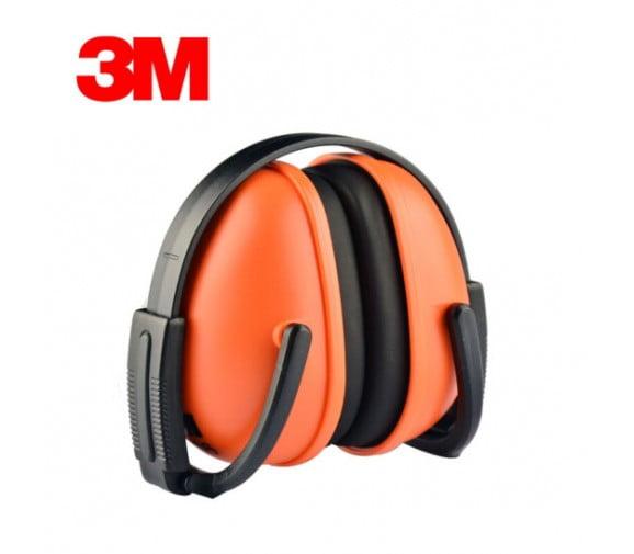 3M 1436折叠式隔音耳罩--广州安全防护用品