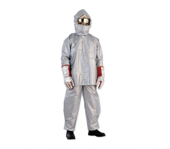 代尔塔(DELTA)403006重型防火阻燃防化裤