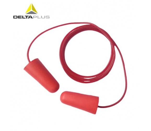 代尔塔 103106 CONICCO200 PU带线耳塞