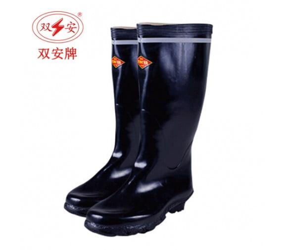 双安 6kv矿用绝缘靴--广州足部防护用品商家