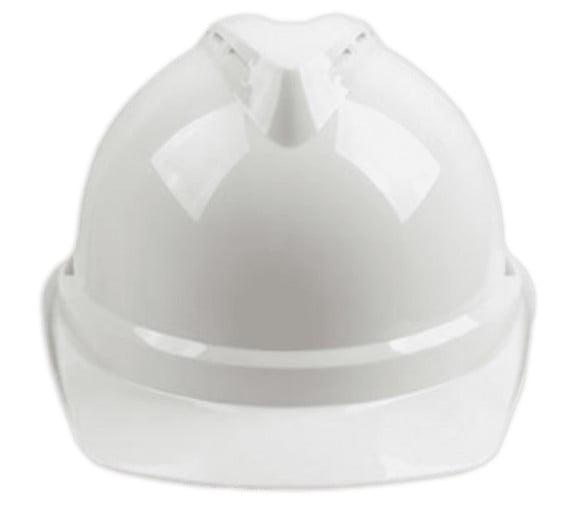 梅思安(MSA)10146665 V-Gard500豪华ABS白色安全帽