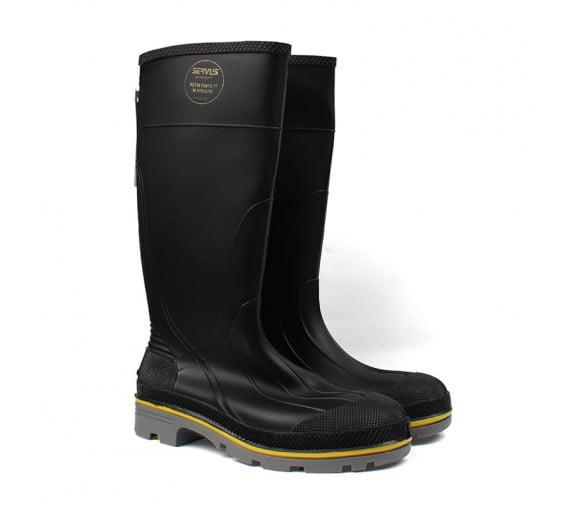 霍尼韦尔 75109 防化靴--广州足部防护产品供应商